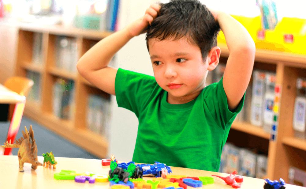 prevenir piojos en niños
