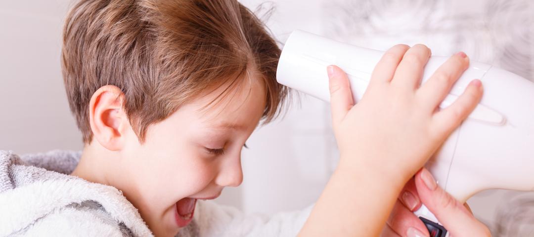 secador del pelo